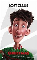Arthur Christmas Photo