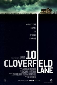 10 Cloverfield Lane photo 10 of 11 Poster