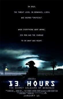 13 Hours: The Secret Soldiers of Benghazi photo 37 of 41 Poster