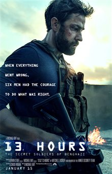 13 Hours: The Secret Soldiers of Benghazi photo 39 of 41 Poster