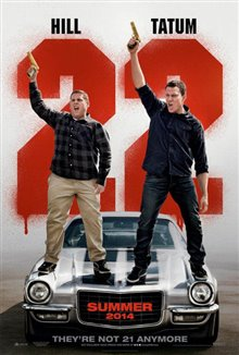 22 Jump Street Poster Large