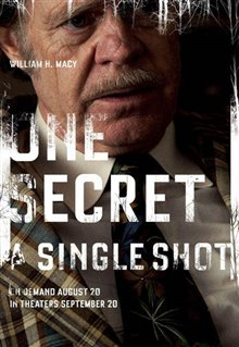 A Single Shot Poster Large