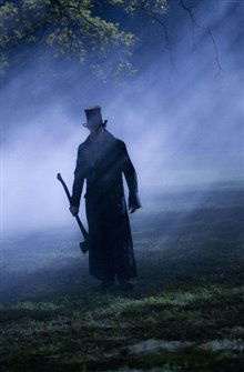 Abraham Lincoln: Vampire Hunter Poster Large