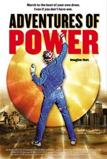 Adventures of Power Poster Large