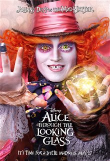 Alice Through the Looking Glass Photo 33