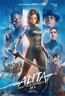 Alita: Battle Angel Photo 23