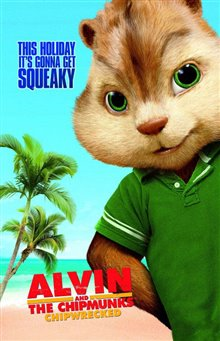 Alvin and the Chipmunks: Chipwrecked Photo 15