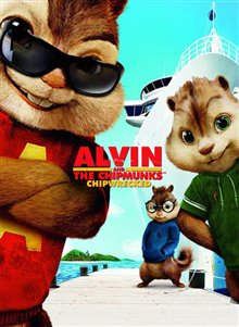 Alvin and the Chipmunks: Chipwrecked Photo 17 - Large