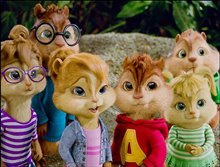 Alvin and the Chipmunks: Chipwrecked photo 4 of 17