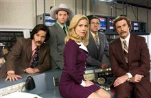 Anchorman: The Legend of Ron Burgundy Photo 2
