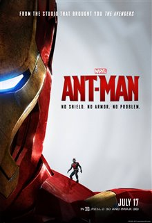 Ant-Man photo 39 of 49 Poster