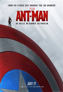 Ant-Man photo 41 of 49 Poster
