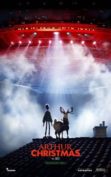 Arthur Christmas Photo 29