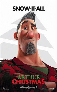 Arthur Christmas Photo 35 - Large