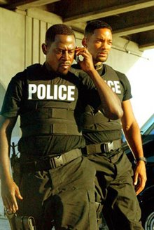 Bad Boys II Poster Large