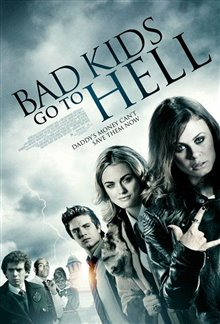 Bad Kids Go to Hell Poster Large