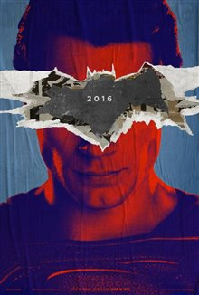 Batman v Superman: Dawn of Justice Poster Large