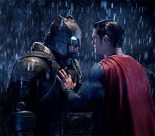 Batman v Superman: Dawn of Justice photo 34 of 55 Poster