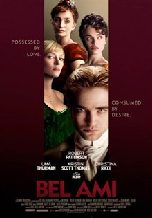 Bel Ami photo 2 of 3 Poster