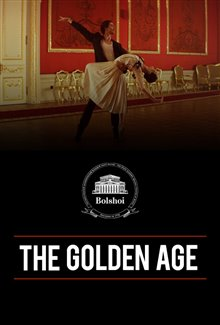 Bolshoi Ballet: The Golden Age photo 1 of 1 Poster