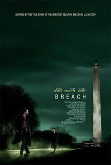 Breach (2007) Poster Large