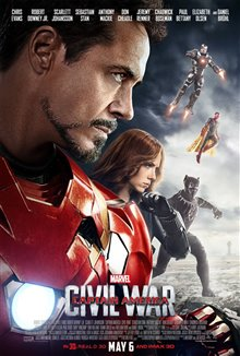 Captain America: Civil War Photo 65