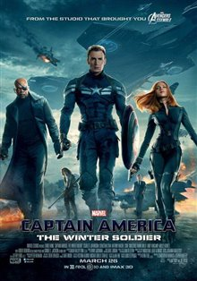 Captain America: The Winter Soldier photo 25 of 36
