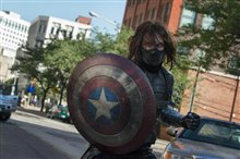Captain America: The Winter Soldier photo 11 of 36