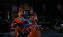 Chicken Run Poster Large