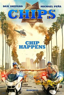 CHIPS photo 38 of 41 Poster