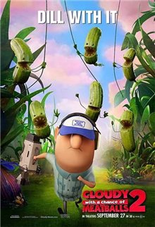 Cloudy with a Chance of Meatballs 2 Photo 6