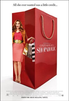 Confessions of a Shopaholic Poster Large