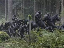 Dawn of the Planet of the Apes 3D photo 2 of 14