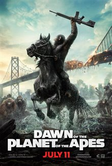 Dawn of the Planet of the Apes 3D photo 14 of 14