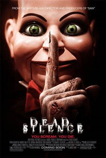 Dead Silence Poster Large