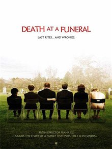 Death at a Funeral (2007) Poster Large