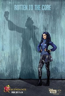 Descendants (TV) Poster