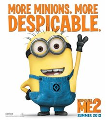 Despicable Me 2 Poster Large
