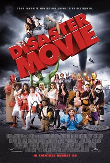 Disaster Movie Poster Large