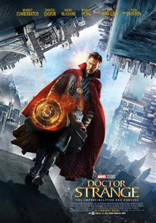 Doctor Strange photo 36 of 43 Poster