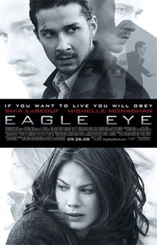 Eagle Eye Poster Large
