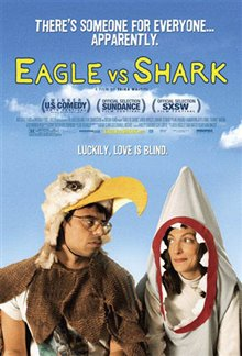 Eagle vs. Shark Poster Large