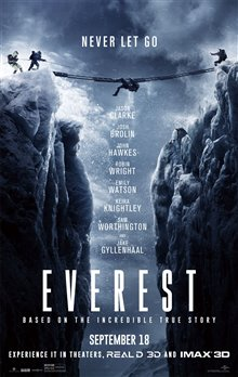 Everest photo 21 of 21 Poster