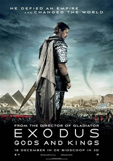Exodus: Gods and Kings photo 20 of 21 Poster