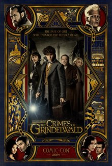 Fantastic Beasts: The Crimes of Grindelwald photo 3 of 5