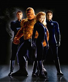 Fantastic Four (2005) Photo 21