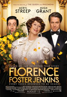 Florence Foster Jenkins photo 8 of 8 Poster