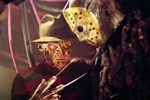 Freddy vs. Jason Poster Large