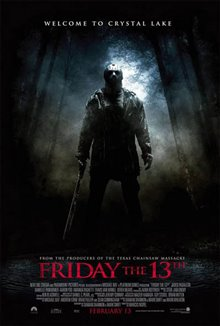 Friday the 13th (2009) Poster Large