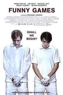 Funny Games Poster Large